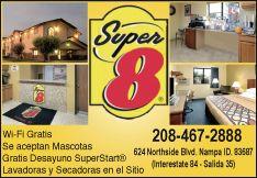 Super 8 - Nampa