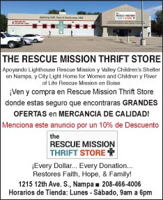 The Rescue Mission Thrift Store